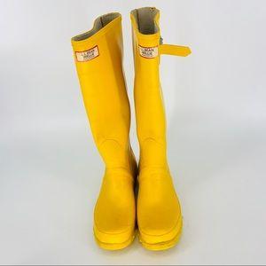 LL Bean Wellies Made in Britain Rain Boots 38EU